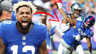 The Time Josh Norman TRASH Talked Odell Beckham Jr and INSTANTLY Regretted It (Ft. Stiff Arm)
