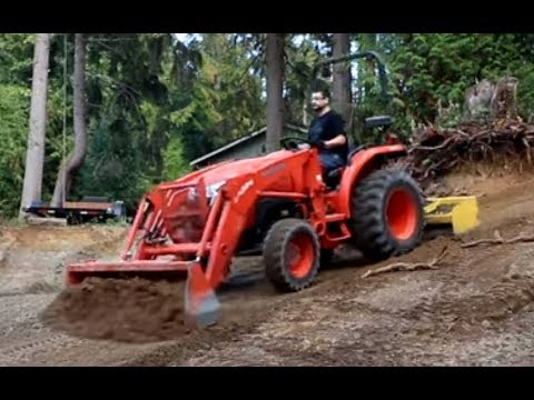 Kubota L3200, What It Can Really Do!!!