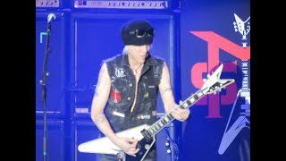 Attack Of The Mad Axeman - Michael Schenker Fest Live @ City National Civic San jose, CA 3-24-18