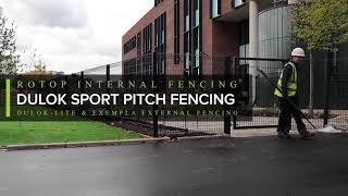 School Fencing - St Mary Magdalene