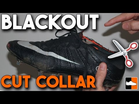 Do They Last? BlackOut & Cut Collar Soccer Cleats