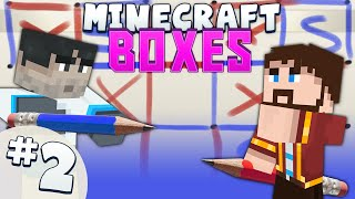 Minecraft Minigames - More Boxes - Games With Sips