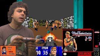 Wolfenstein 3D (SNES) - Pat the NES Punk