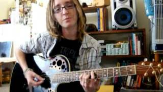 Melissa Etheridge I Wanna Come Over Acoustic Cover