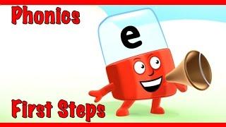 "Alphablocks - Excellent ""E"" (Red Learning Level Step 4)"