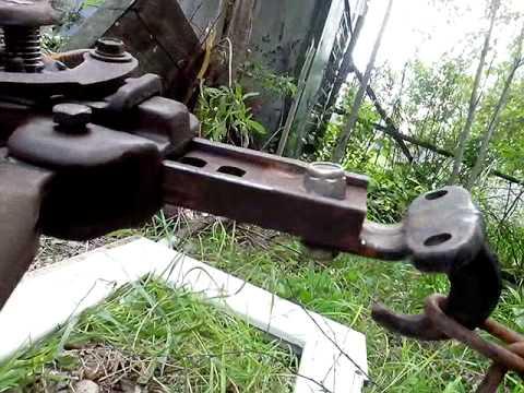подъем нивы хай джеком - YouTube