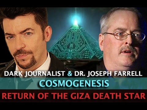 COSMOGENESIS: TOP SECRET ARCHAEOLOGY WARS! DARK JOURNALIST A