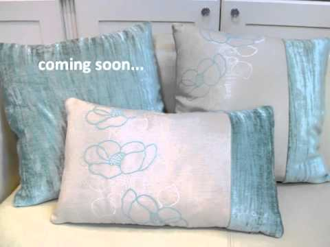 Fine Soft Furnishings - Launching soon!