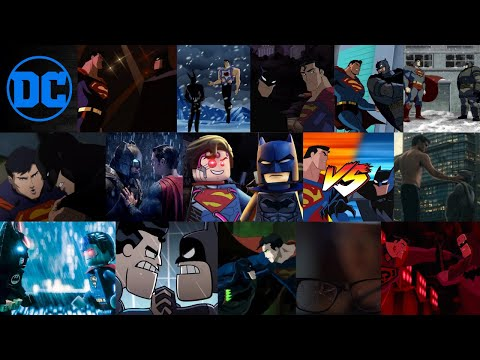 Batman Vs Superman: Evolution (TV Shows And Movies) - 2020