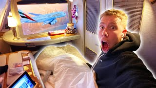 I Took The Most EXPENSIVE FIRST CLASS FLIGHT In The WORLD