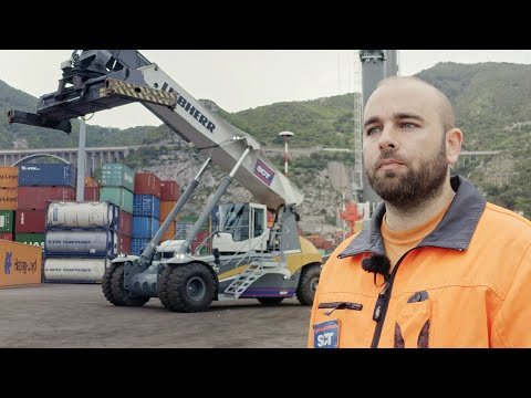 Liebherr  Reachstacker LRS 545: Testimonial Benefits