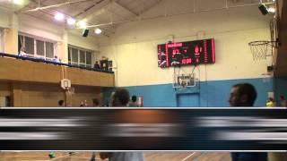 Обзор 8 тура чемпионата Московской области по баскетболу