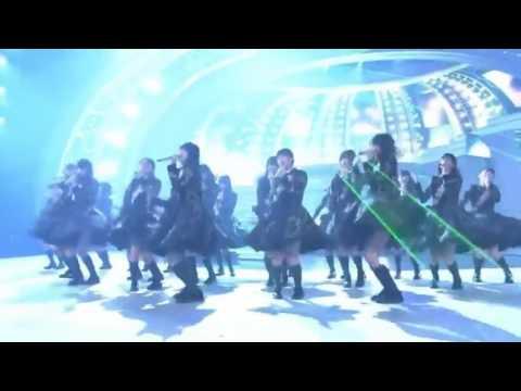 Keyakizaka46 dance in 53 sec