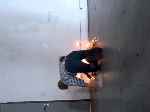 Performance Chloé - Création Personnelle L2 Art Plastique - Sorbonne