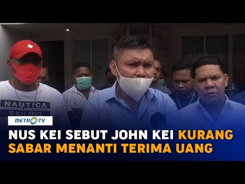 John Kei Sempat Undang Nus Kei Sebelum Penyerangan