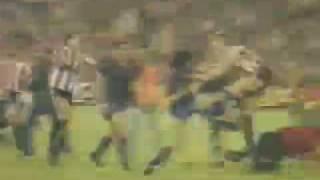 Maradona diego armando: filmati dei goal e le azioni di calcio con il napoli, l'argentina altre squadre football - rissa