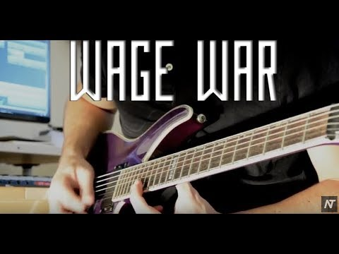wage war - witness guitar cover ( 6 string )