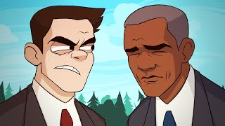 I BANNED OBAMA (jschlatt animated)
