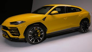 Lamborghini Urus Walkaround | Top Gear