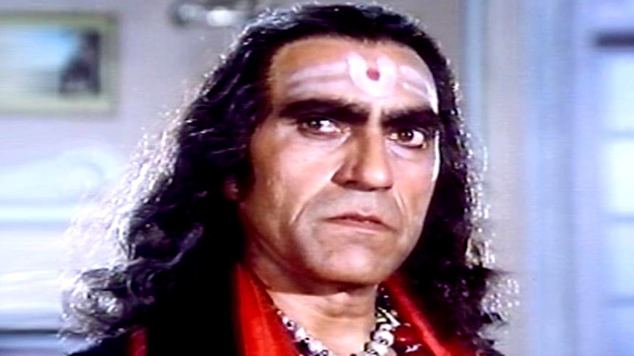 Amrish Puri l Action Ka King South Dubbed Hindi Movie HD ...