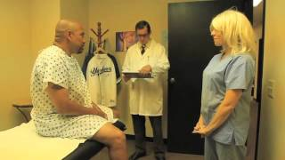 Repeat youtube video PROSTATE EXAM - NOT AS BAD AS WE IMAGINE! Starring G Reilly, David Hood, Spring Hill & Josef Cannon