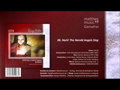 Hark! The Harold Angels Sing(06/11) [Gemafreie Weihnachtsmusik] - CD: Special Christmas Songs