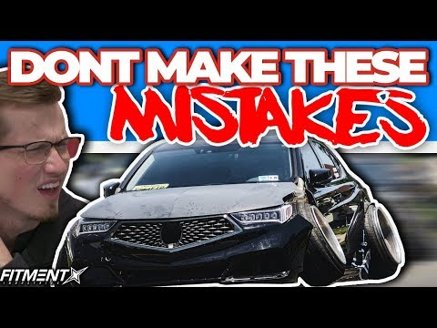 Rookie Mistakes When Building A Car