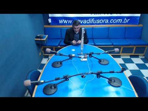 Radio Nova Difusora de Osasco-Programa Wellington de Andrade 27/08/18