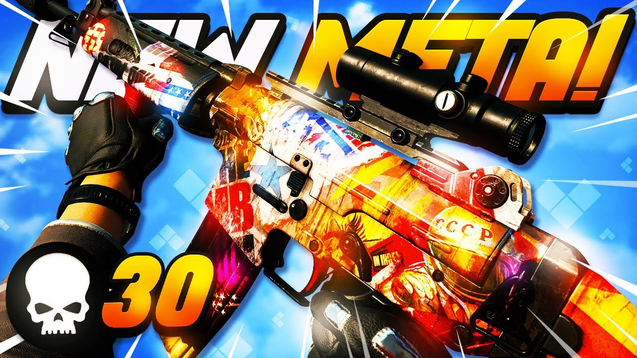 *NEW* BUFFED KRIG 6 is the NEW META in WARZONE!! (Best Krig 6 Class Setup)