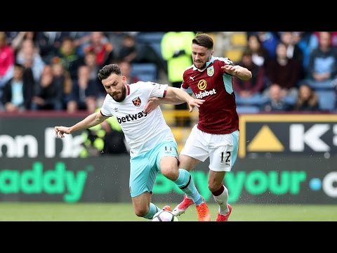West Ham come from behind to beat Burnley