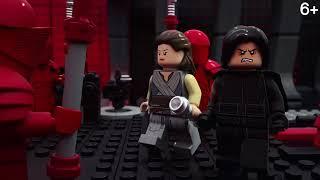 LEGO-пересказ 8 эпизода «Звёздных Войн» за 2 мин - LEGO Star Wars
