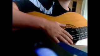 Vidéo Test Oasis Wonderwall En Anglais - Français (Cover Adrien)