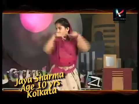 Jaya Kishori Ji (जया किशोरी जी) Classical Dance In Boogie Woogie Season 2