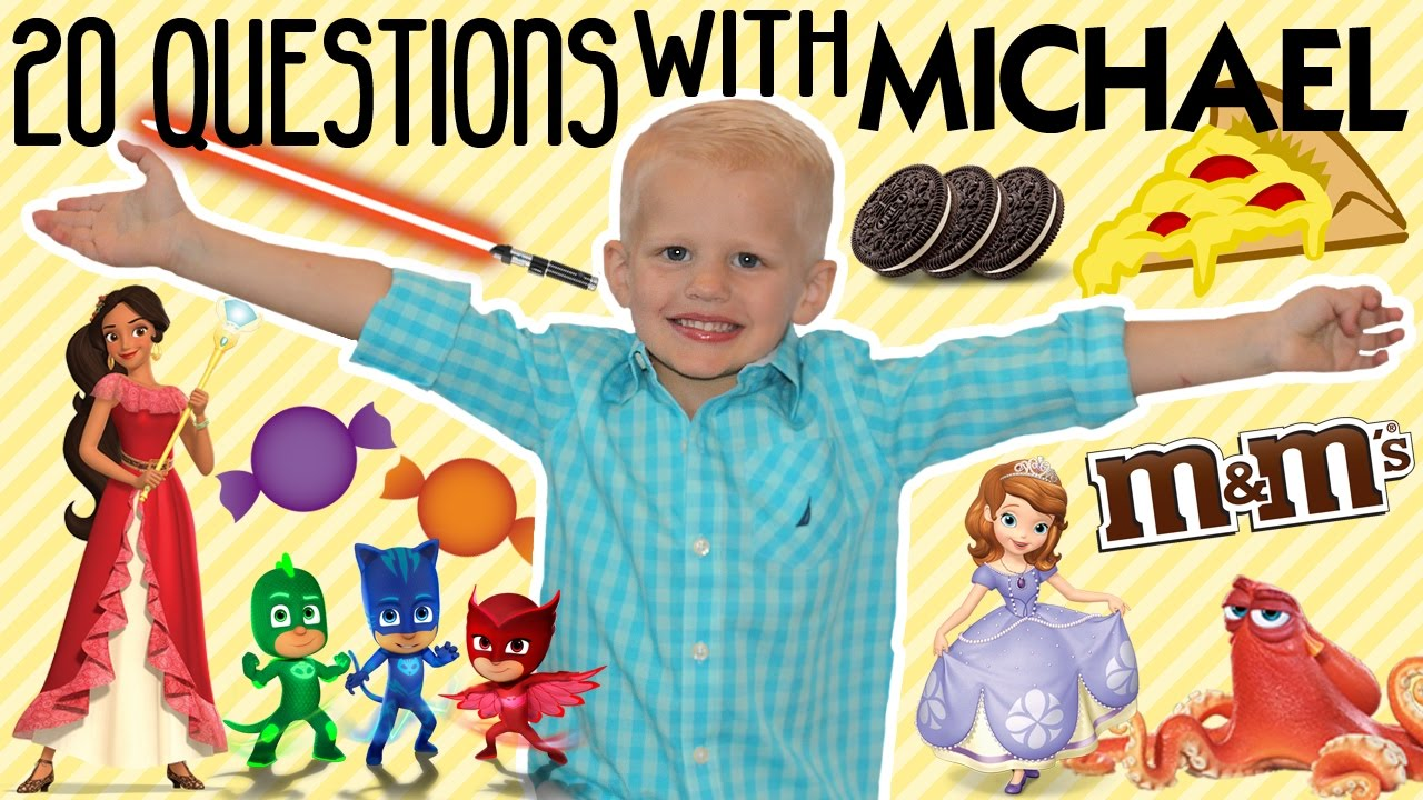 20 Things You Didnt Know About Michael From Family Fun Pack