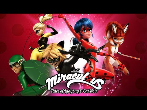 MIRACULOUS   OFFICIAL TRAILER - Season 2 Part 2   Tales of Ladybug and Cat Noir