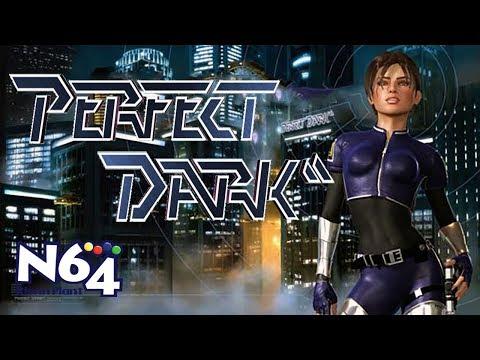Perfect Dark - Nintendo 64 Review - Ultra HDMI - HD