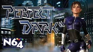 Perfect Dark - Nintendo 64 Review - Ultra HDMI - HD