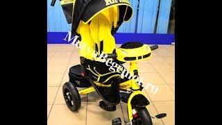 Детский трехколесный велосипед FORMULA SFA3Y(Детский трехколесный велосипед FORMULA SFA3Y купить Вы можете в магазине