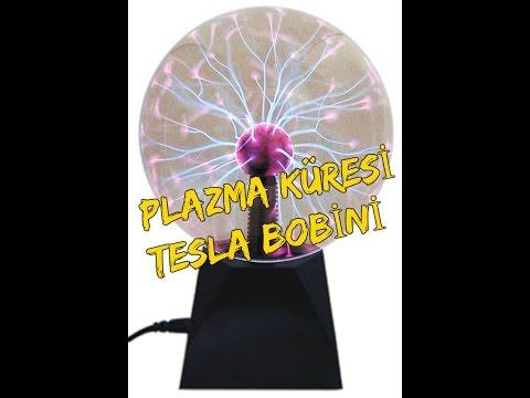 Plazma Küresi ve Tesla Bobini Nedir?