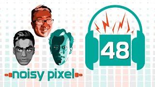 Noisy Pixel Podcast Episode 48 - Backwards Compatibility and a Whole Lot of Pokemon!