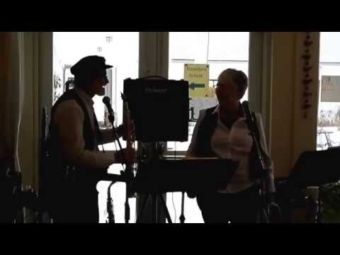 KLEZMER AND BEYOND..THIS MAGIC MOMENT..FROZEN AT OLNEY WINTER FARMER'S MARKET