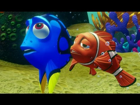 Disney Infinity 3.0 - Finding Dory Playset Walkthrough Part 1 - Morro Bay