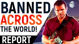 ROCKSTAR'S FIASCO! GTA Online's Latest CASINO Update BANNED In MULTIPLE Countries