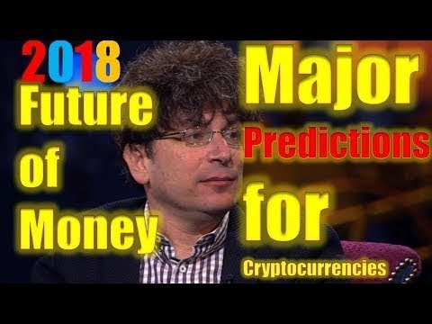 James Altucher: Major Predictions for Cryptocurrencies - The Only Way Bitcoin Becomes Money