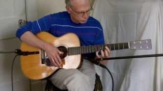 Mississippi Delta Blues--Fingerstyle Guitar