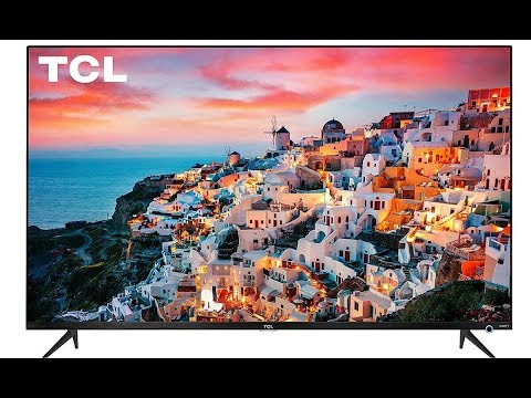 "TCL Smart LED TV - TCL 65"" Class 5-Series 4K UHD Dolby Vision HDR Roku Smart TV - 65S525"