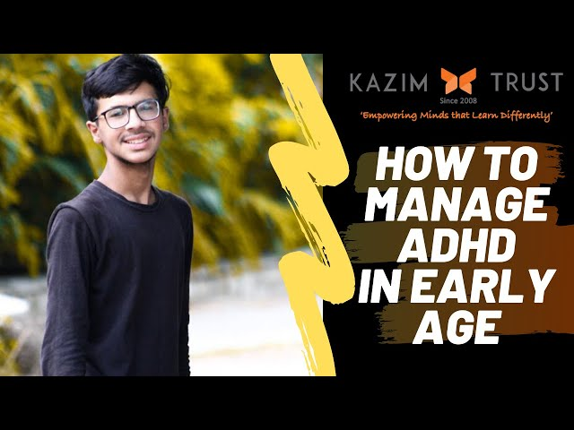 A Teenage Client Success Story In 2020 | ADHD | Kazim Trust |