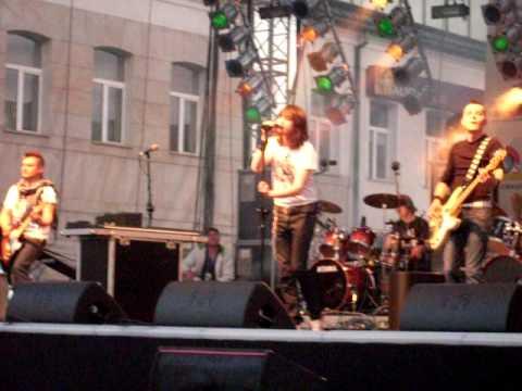 koncert zespołu Manchester w Suwałkach
