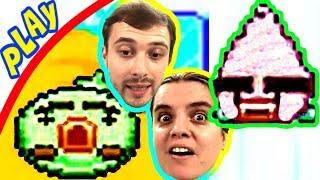 Мороженое БолтушкИ и ПРоХоДиМЦа Полностью РАСПЛЮЩЕНО! #58 Игра для Детей - Плохое Мороженое 2