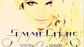 Britney Spears Feat.Don Philip Pleasure You + Download - New Song Femme Fatale | Exclusive
